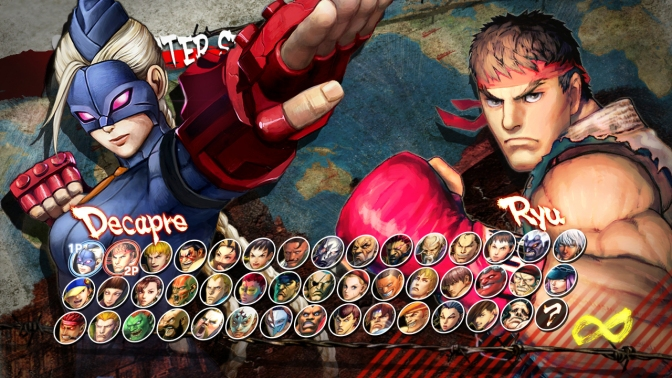 Ultra Street Fighter 4 to Shoryuken Up on PS4 Soon