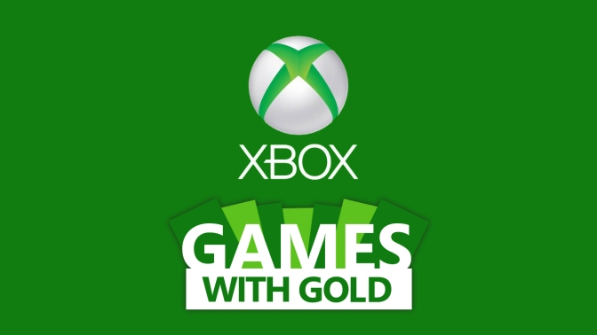 Xbox Games With Gold For June