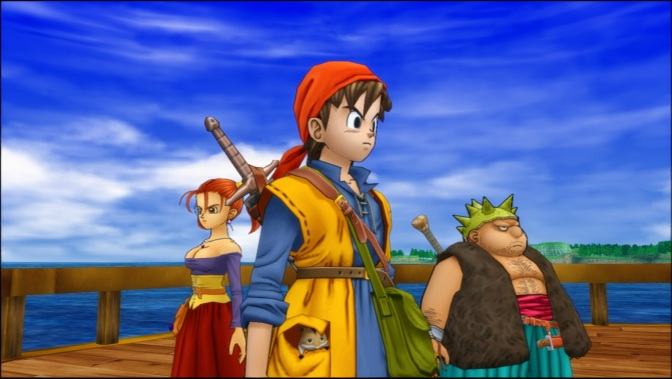 Dragon Quest VIII Coming to 3DS…in Japan