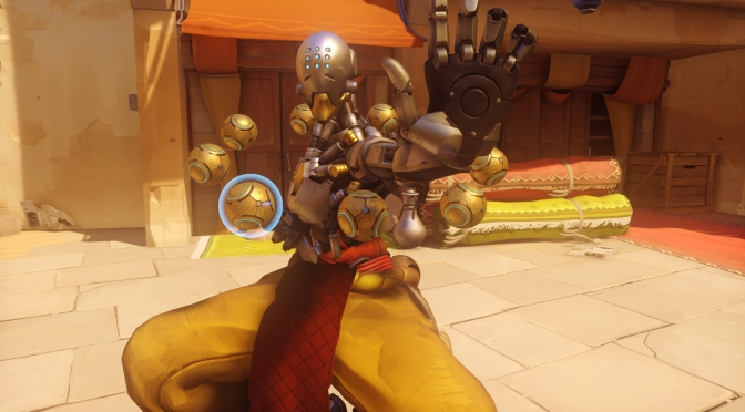 Overwatch Gameplay Videos Showcase Four of its Characters
