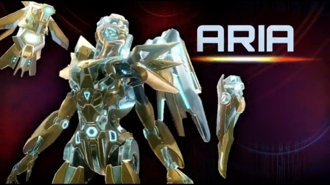 Killer Instinct Introduces Aria With New Trailer