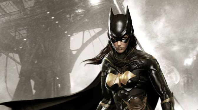 Batgirl Comes To Arkham Knight's Season Pass