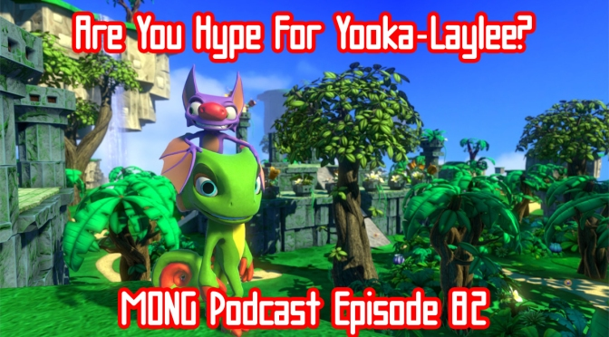Are You Hype For Yooka-Laylee?