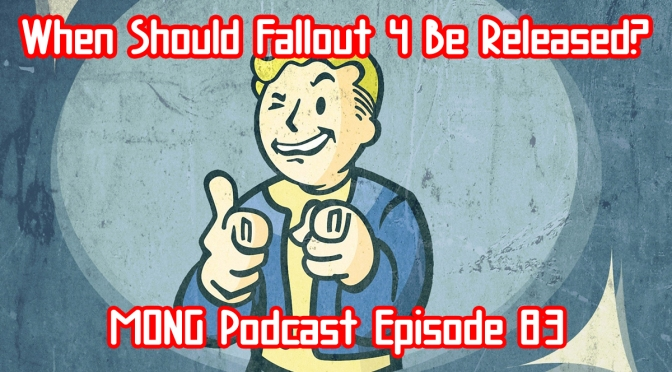 When Should Fallout 4 Be Released?