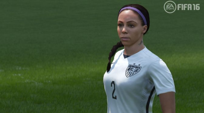 Women's Teams Make Series Debut in FIFA 16