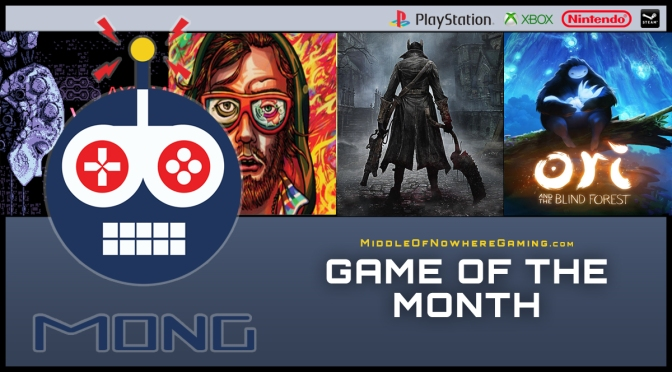 Game of the Month: March 2015
