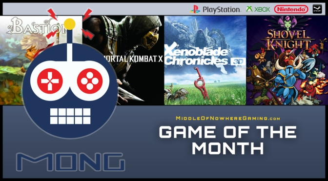 MONG Game of The Month April 2015