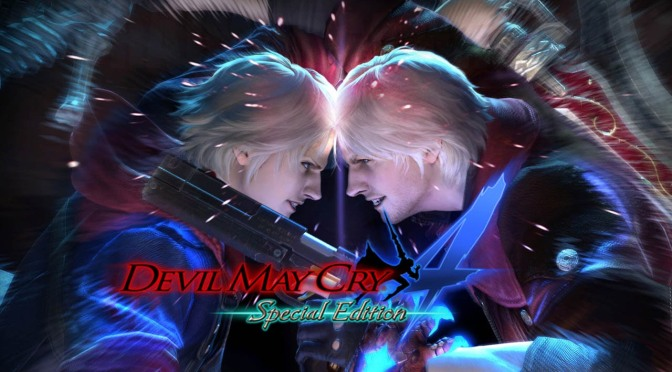 Devil May Cry 4 Special Edition Launches Soon