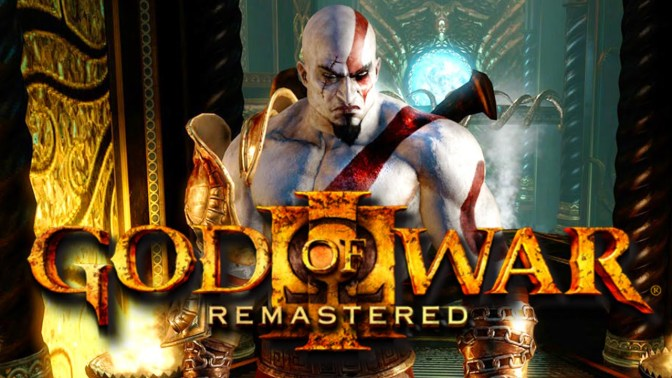 New Video of God of War 3: Remastered