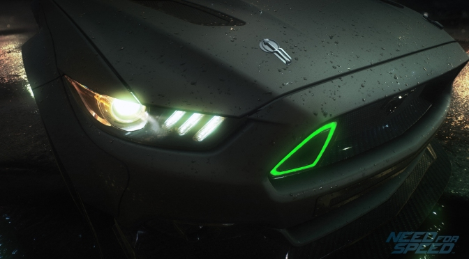 New Need for Speed Announced