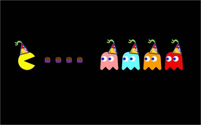 Pac-Man Turns 35