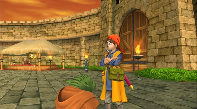 A New PlayStation Dragon Quest Announcement Upcoming