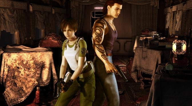 Resident Evil Zero HD Revealed