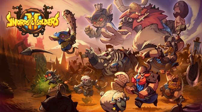 Swords and Soldiers II Review