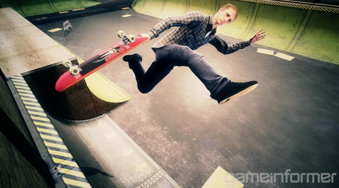 Tony Hawk's Pro Skater 5 Announced