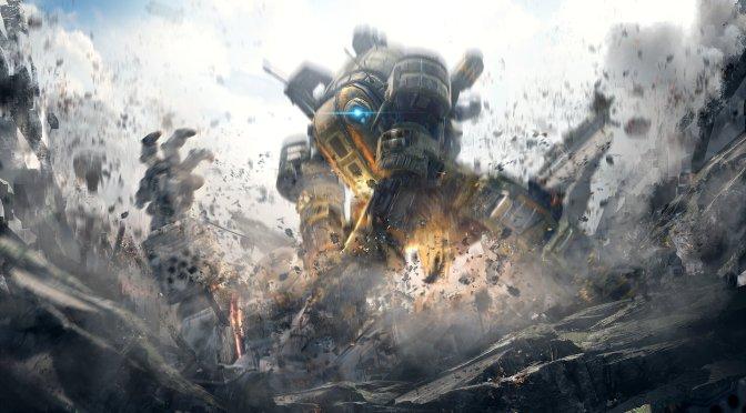 EA Teases Titanfall Sequel