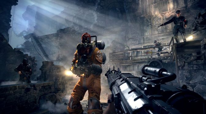 Check Out the Launch Trailer for Wolfenstein: The Old Blood