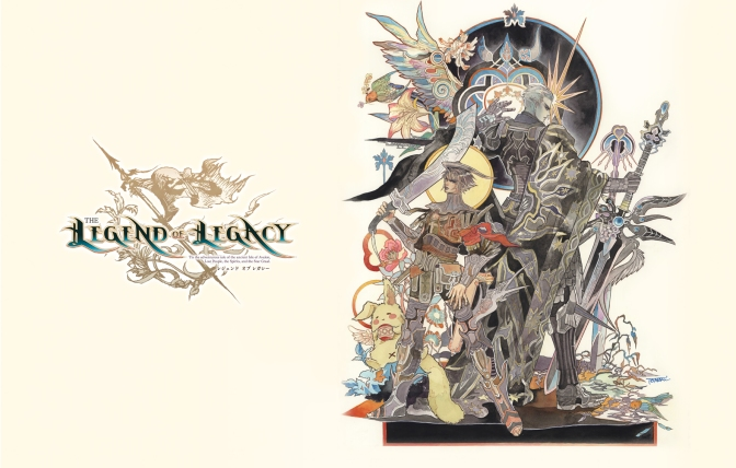 RPG Hit Legend of Legacy Coming to North America