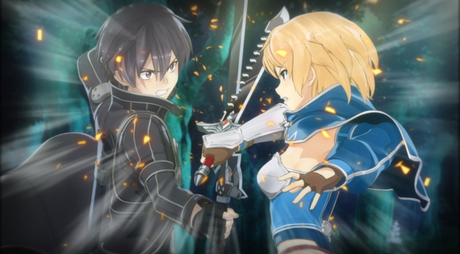 Sword Art Online Coming to PlayStation 4 in the West