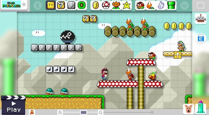 Super Mario Maker gets a release date