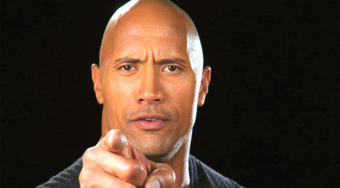 Rampage Goes From Arcade To Big Screen With The Rock Set To Star