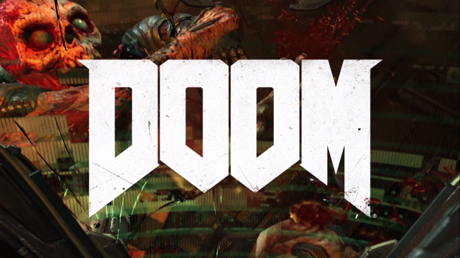 Bethesda Reveals DOOM For The First Time