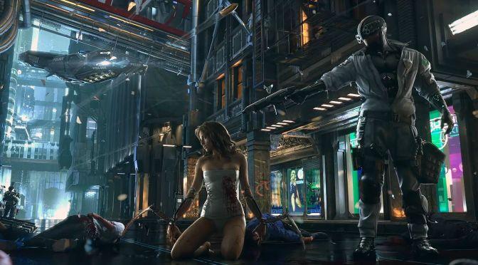 Cyberpunk 2077 Will Be in the Dark Until 2017