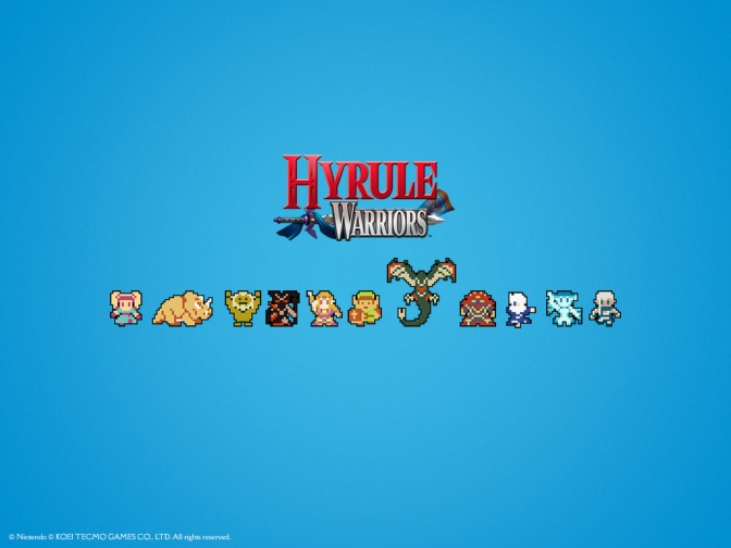 Hyrule Warriors Coming to the Nintendo 3DS