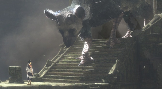The Last Guardian Returns At Last For The PS4