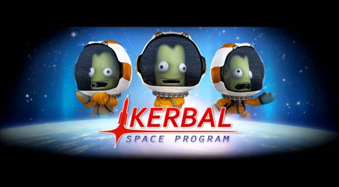 Kerbal Space Program coming to PS4