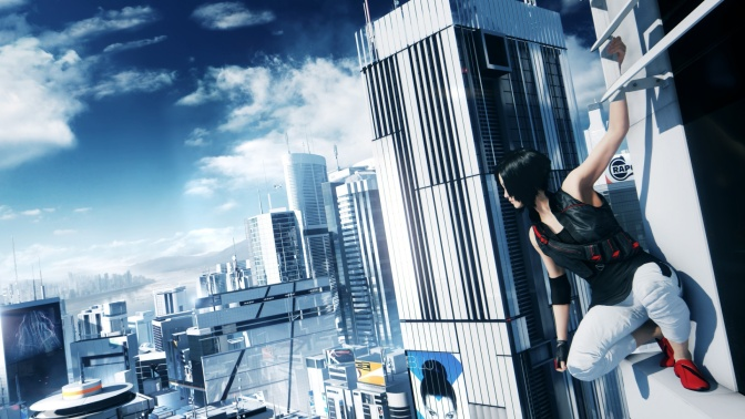 New Mirror's Edge Gets A Title