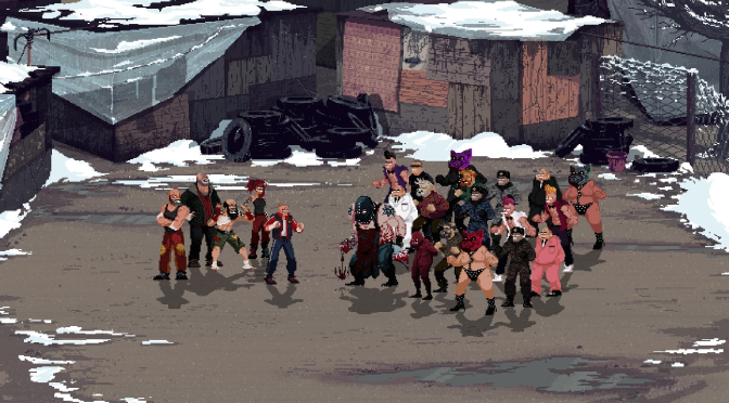 Mother Russia Bleeds Cranks Beat `Em Up Games To The Next Level
