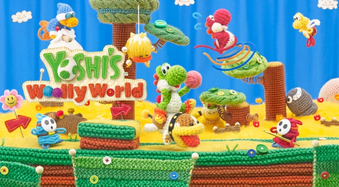 Hands on Impressions with Yoshi's Wooly World