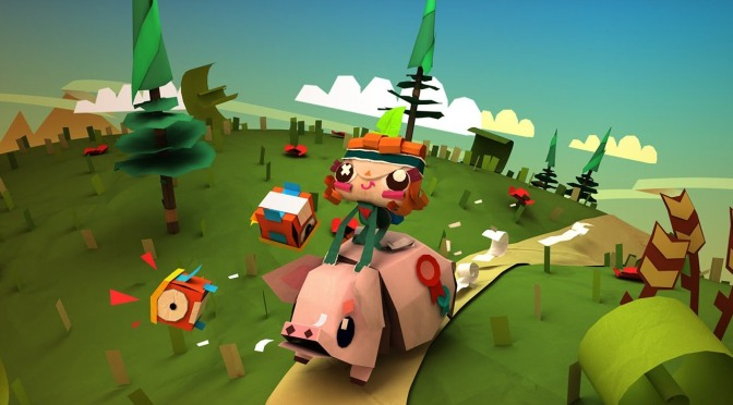 Tearaway Unfolded Release Date Announced
