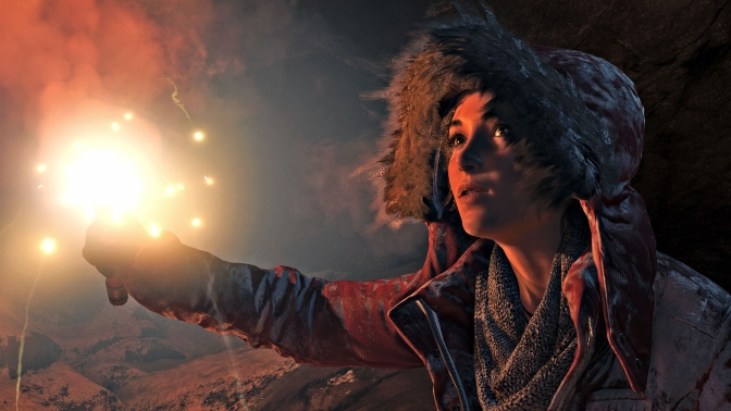 Square Enix Releases Extended Gameplay Video For Rise Of The Tomb Raider