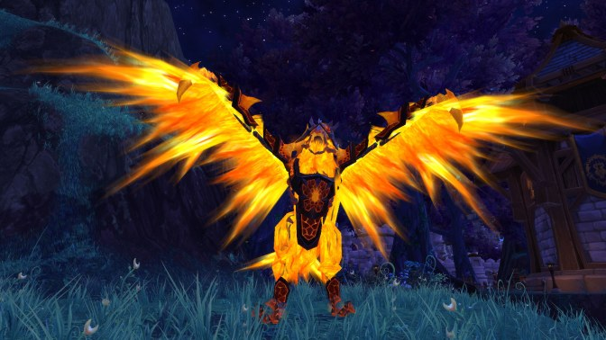 Giddy Up! Flying Comes to Draenor