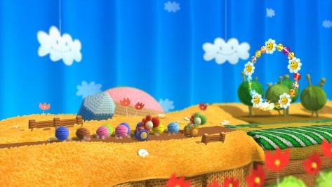 Yoshis-Woolly-World-Gameplay-video