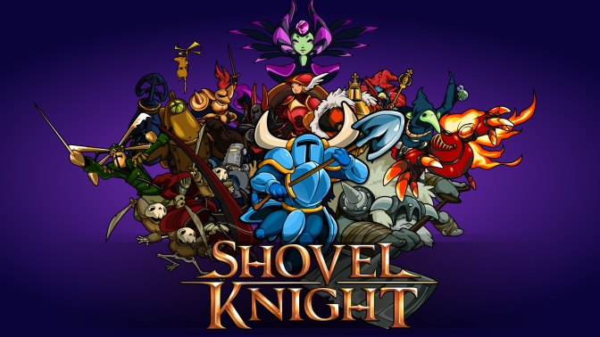 Shovel Knight Coming to Retailers