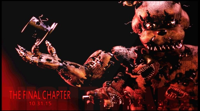 Five Nights at Freddy's 4 Released Today