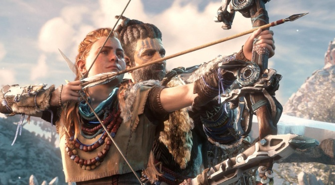 New Video Breaks Down The E3 Trailer Of Horizon Zero Dawn