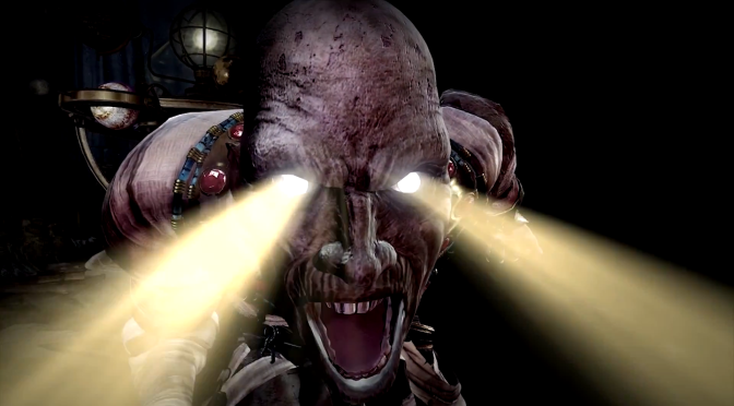 Killer Instinct Video Examines the Sounds of Combat