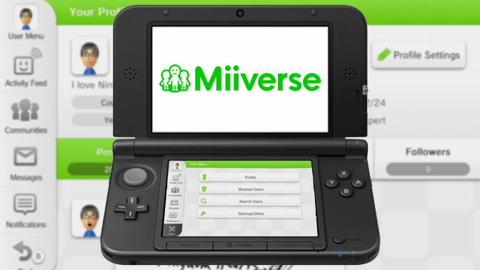 Miiverse Redesign Incoming
