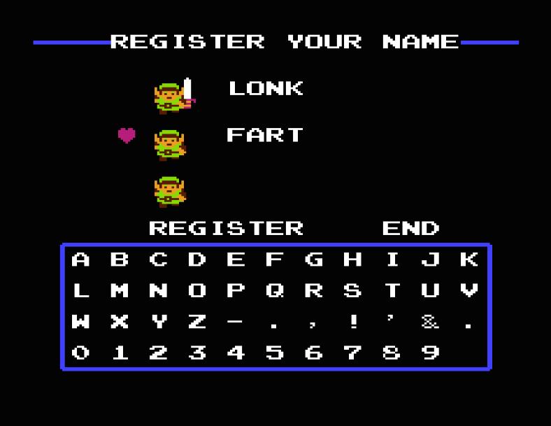 Retro Grade The Legend Of Zelda Nes Middle Of Nowhere Gaming