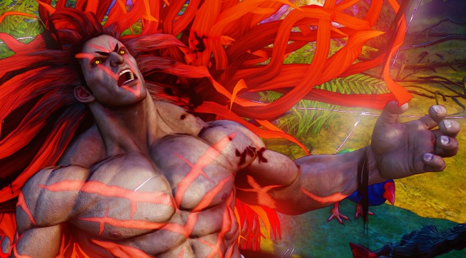 Street Fighter V Introduces Necalli