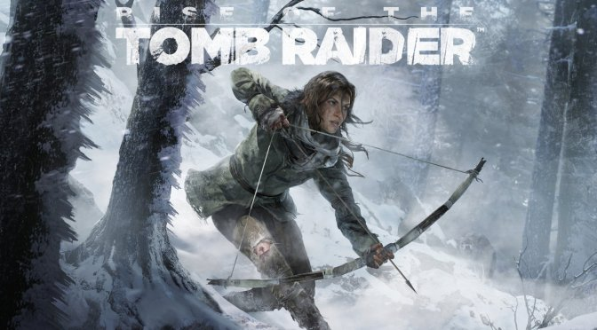Lara Croft Packs Her Bow And Arrow For PC And PlayStation 4 In 2016