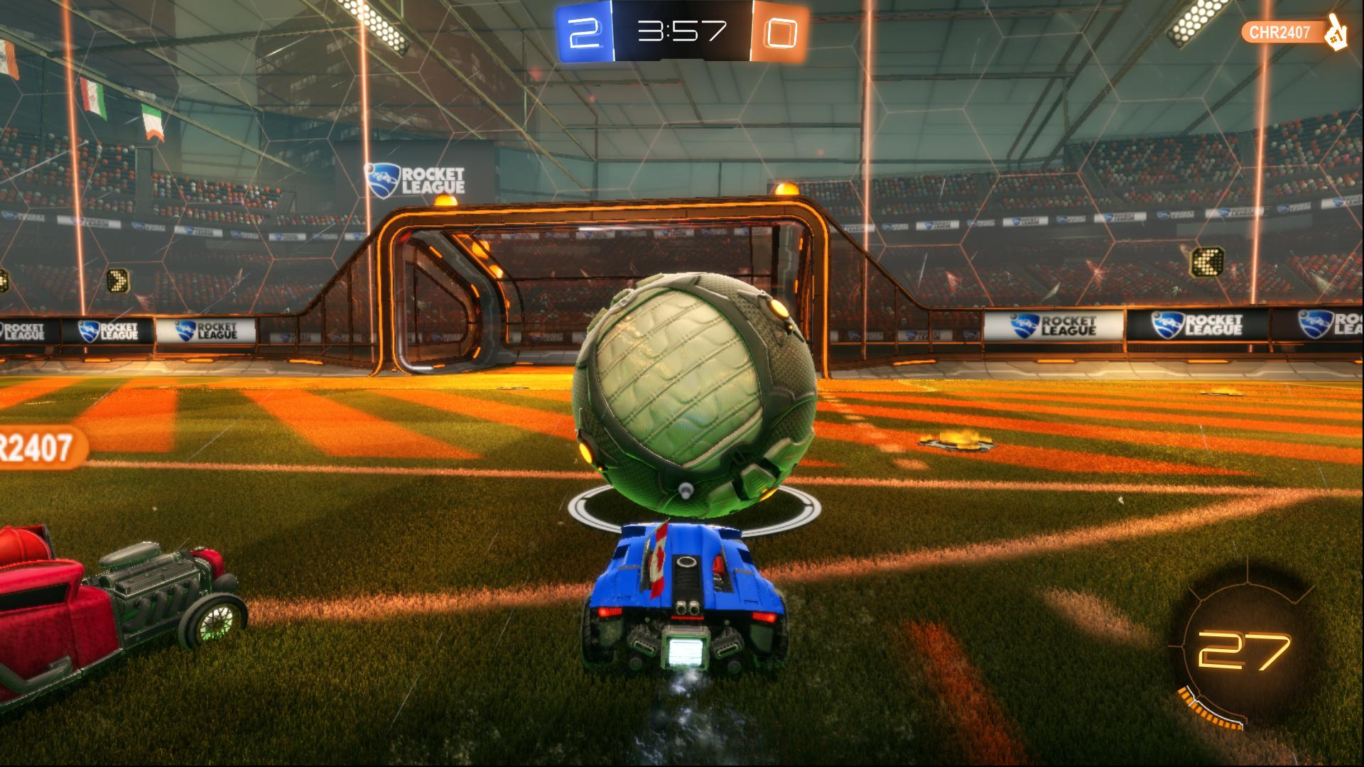 Rocket League Review   Middle Of Nowhere Gaming