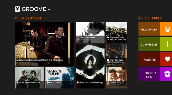 Xbox Video and Xbox Music renamed