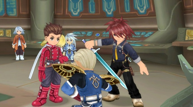 Tales of Symphonia Coming to PC