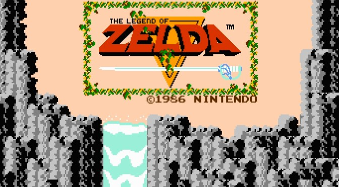Retro-Grade: The Legend of Zelda (NES)