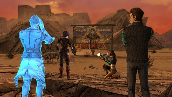 Tales from the Borderlands Episode Three: Catch A Ride Review